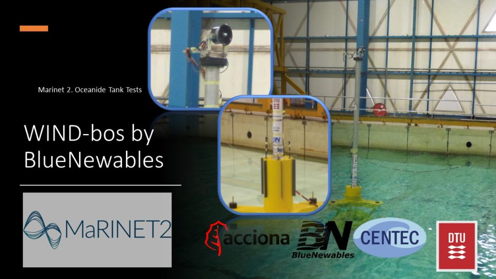marinet end of tests